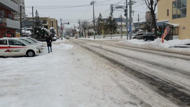 北海道の雪景色-摂理☆日本縦断