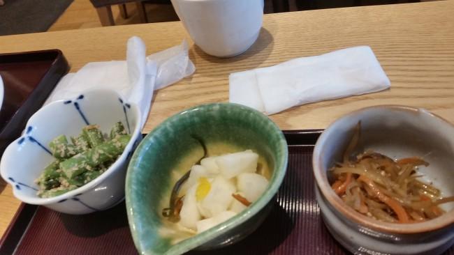惣菜3点-摂理☆日本縦断