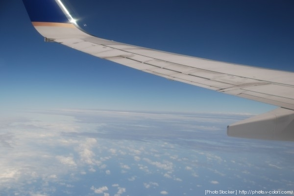 摂理人が観る風景:飛行機に乗っていて悟ったこと。~飛行機はどうして飛ぶのか~