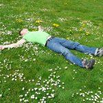 寝付きを良くするには「祈ること」?摂理人の悩み