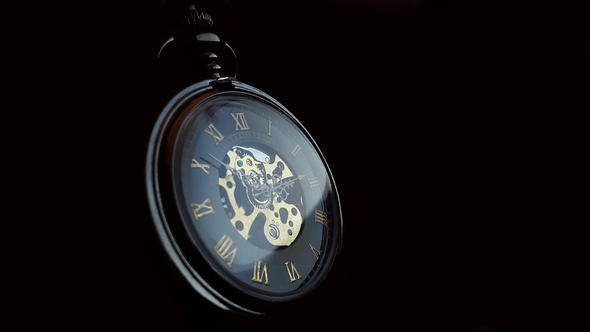 時間について徒然と。
