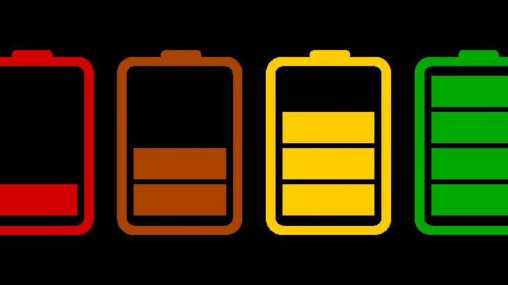 充電と放電のバランス