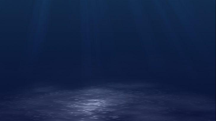 【本日の詩】水底
