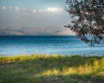 ガリラヤ湖研究記録1:環境と歴史