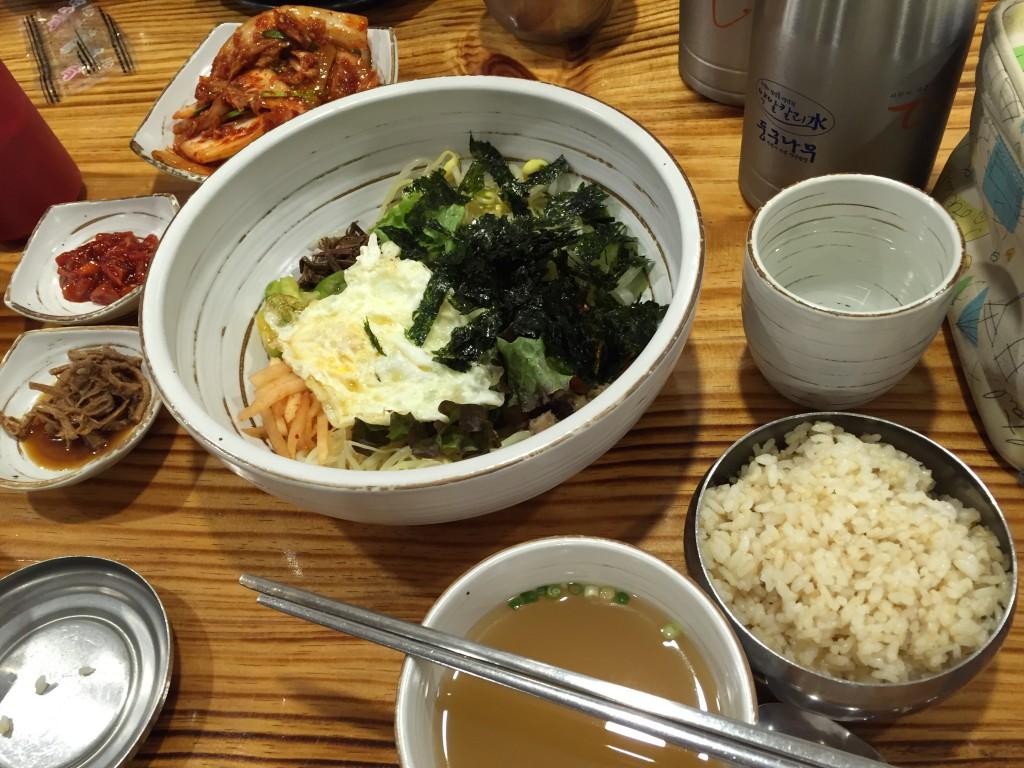 20151010_韓国ツアー_ビビンバ