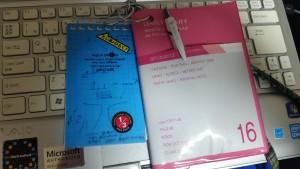 メモと手帳を買いました!-摂理☆祝福の方程式
