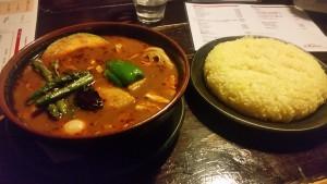 スープカレーRAMAI-摂理☆祝福の方程式